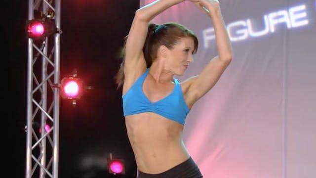 Figure 8 Ultimate: Dance Plyo 2 Instr...