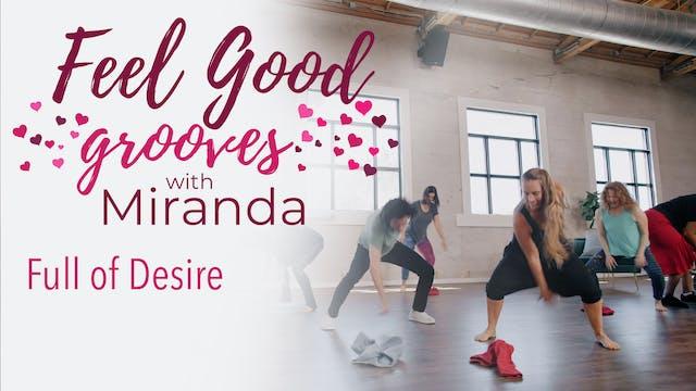 Feel Good Grooves - Full of Desire