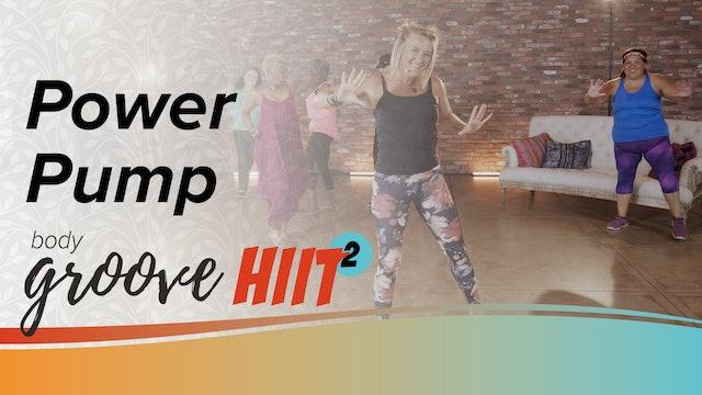 Body Groove HIIT 2 - Power Pump