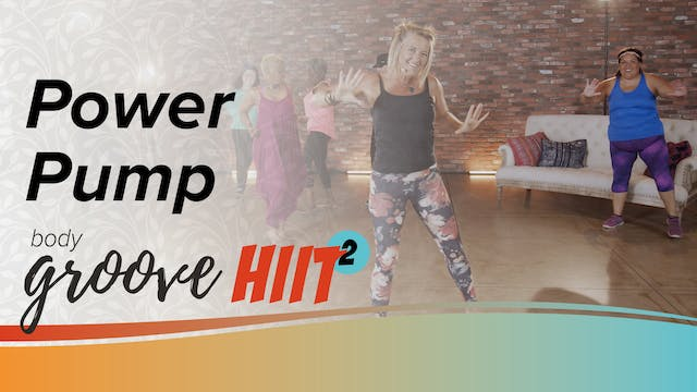 Body Groove HIIT 2 - Power Pump