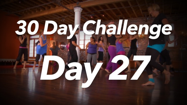 30 Day Challenge - Day 27