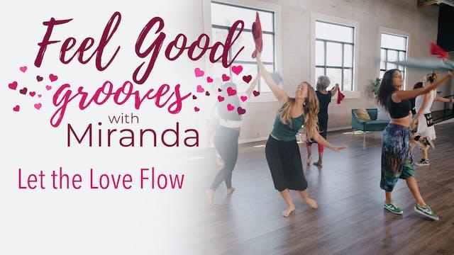 Feel Good Grooves - Let The Love Flow