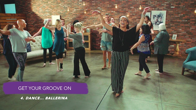 Discover Your Groove Module 10 Section 4. Dance: Ballerina