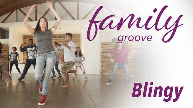 Family Groove - Blingy