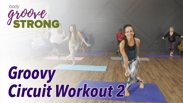 Groovy Circuit Workout 2