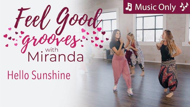 Feel Good Grooves - Hello Sunshine - ...