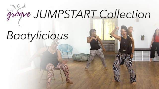 Body Groove Jumpstart Collection - Bo...