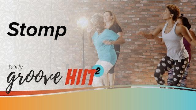 Body Groove HIIT 2 - Stomp