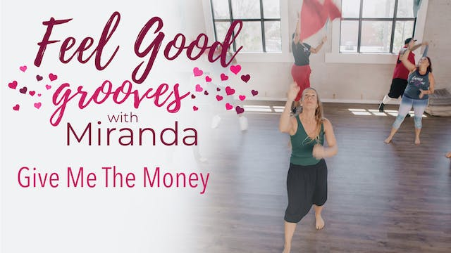 Feel Good Grooves - Give Me The Money