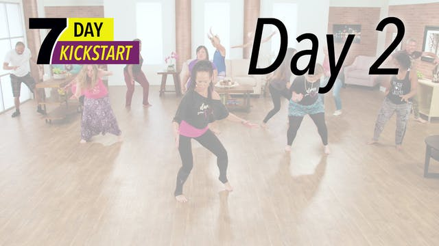 7 Day Kickstart - Day 2