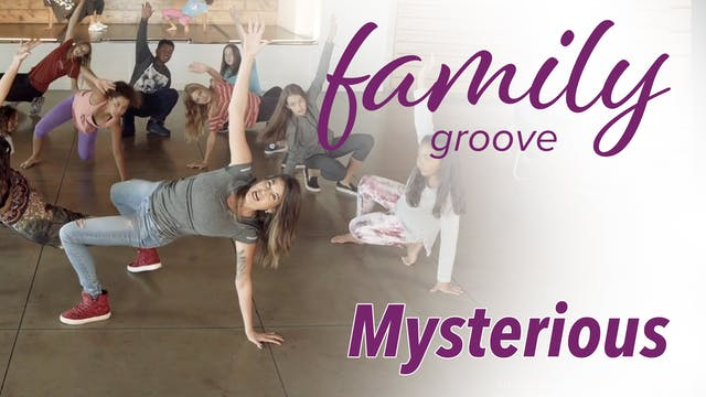 Family Groove - Mysterious
