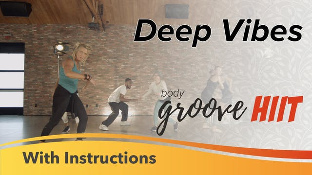Deep Vibes with Instructions