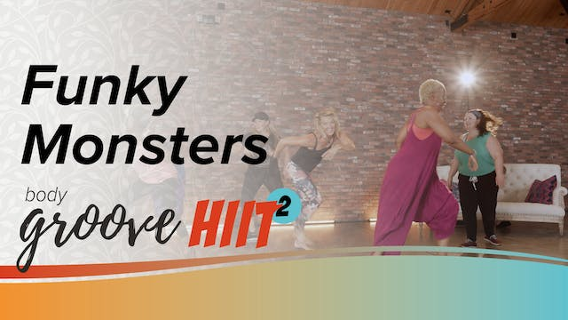 Body Groove HIIT 2 - Funky Monsters