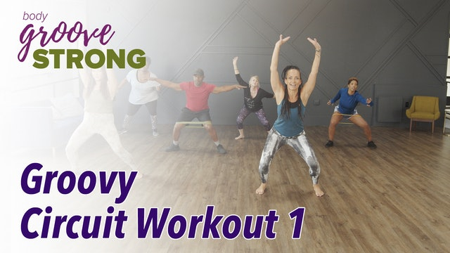 Groovy Circuit Workout 1