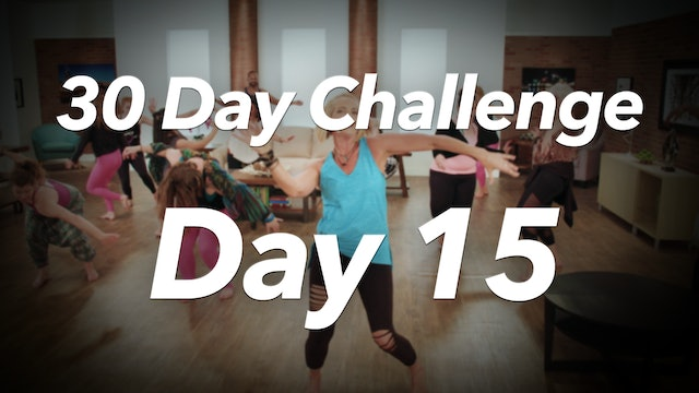 30 Day Challenge - Day 15