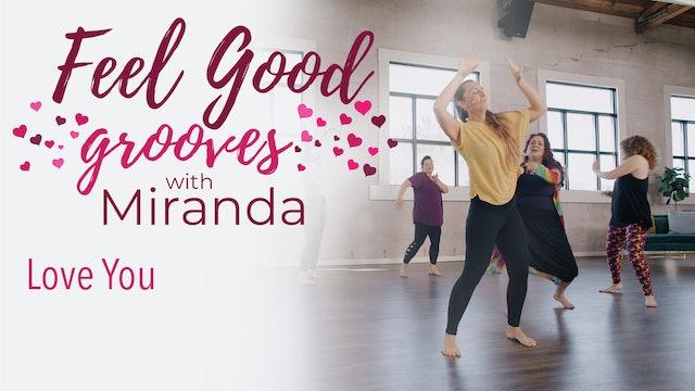 Feel Good Grooves - Love You