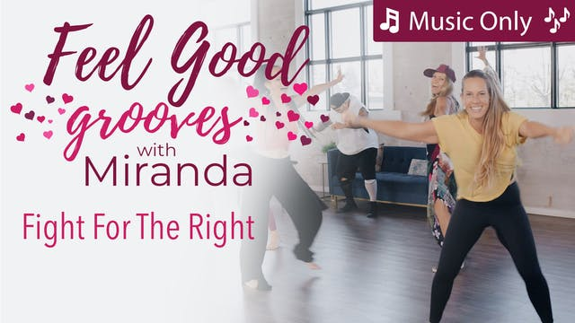 Feel Good Grooves - Fight For The Rig...