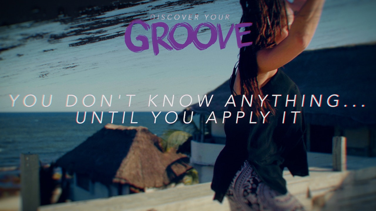 Discover Your Groove Module 8