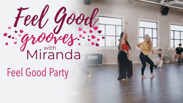 Feel Good Grooves - Feel Good Party