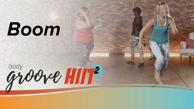 Body Groove HIIT 2 - Boom