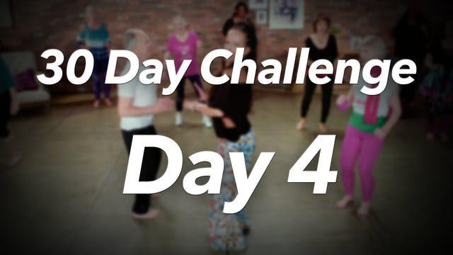 30 Day Challenge - Day 4 Workout