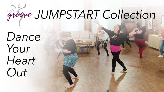Body Groove Jumpstart Collection - Dance Your Heart Out