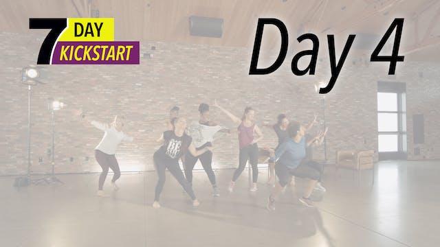 7 Day Kickstart - Day 4