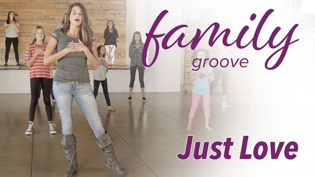 Family Groove - Just Love