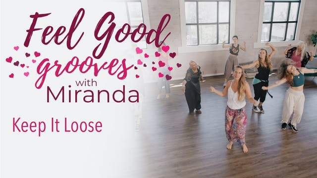 Feel Good Grooves - Keep It Loose
