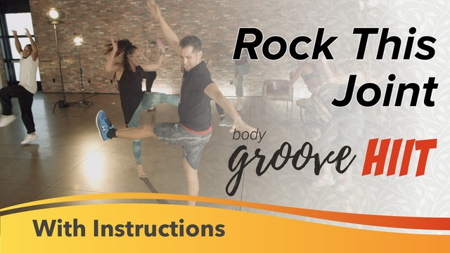 Rock This Joint with Instructions