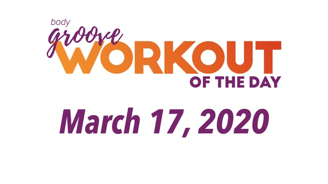 Workout of March 17, 2020