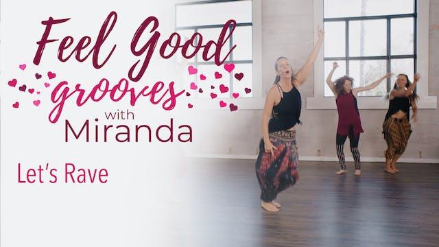 Feel Good Grooves - Let's Rave