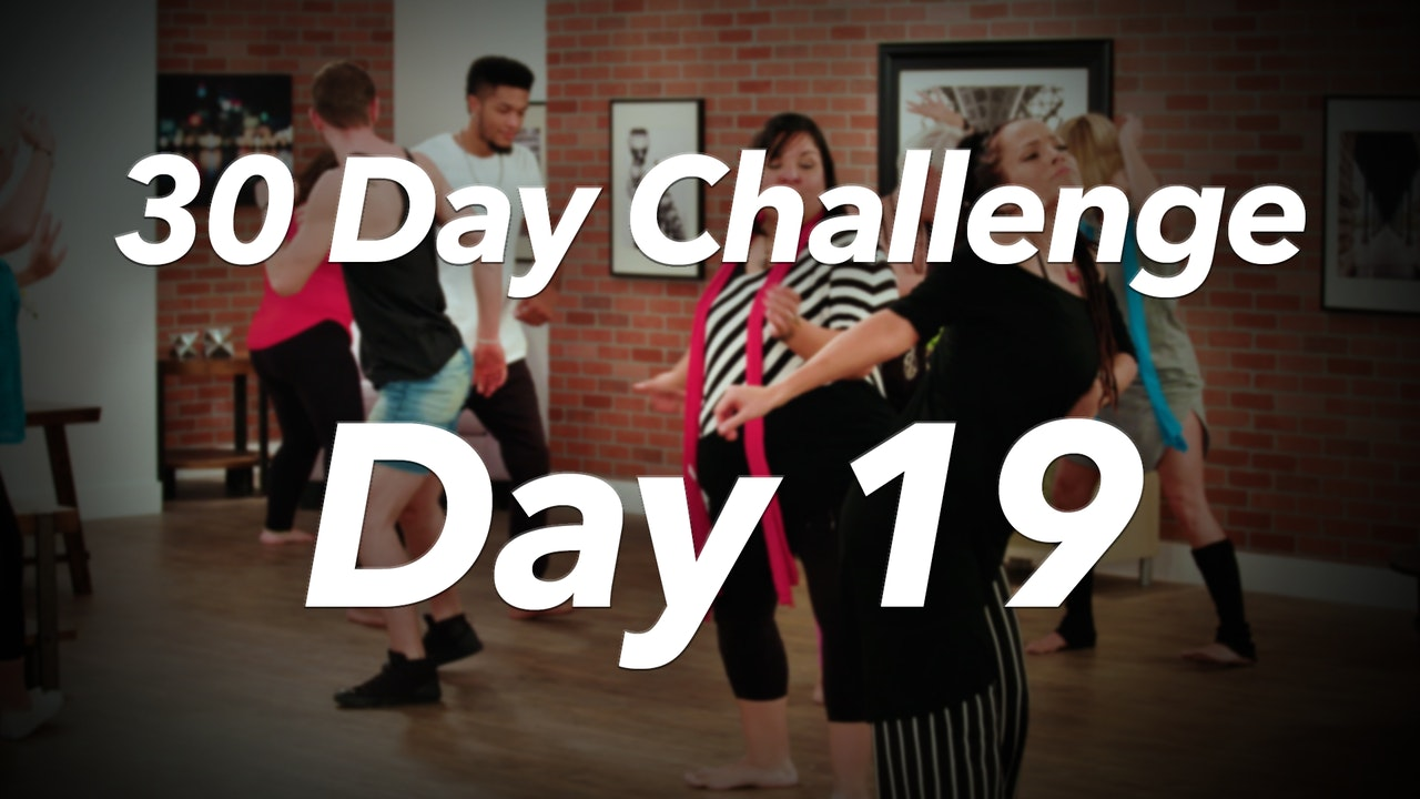 30 Day Challenge - Day 19