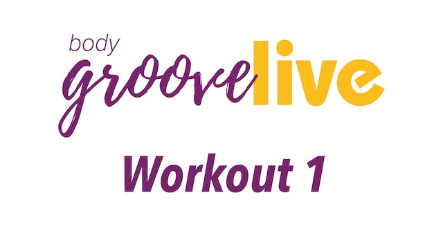 Body Groove Live Workout 1