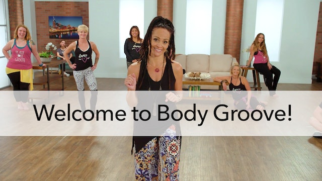 Welcome to Body Groove!