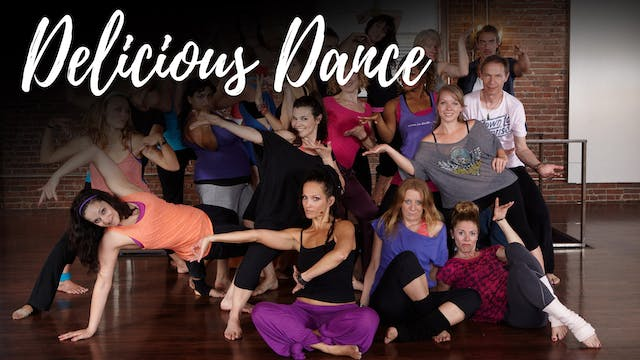 Delicious Dance video collection