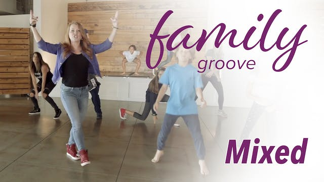 Family Groove - Mixed
