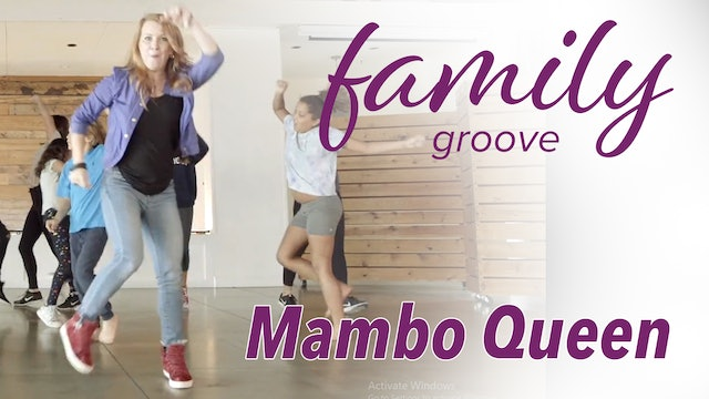 Family Groove - Mambo Queen
