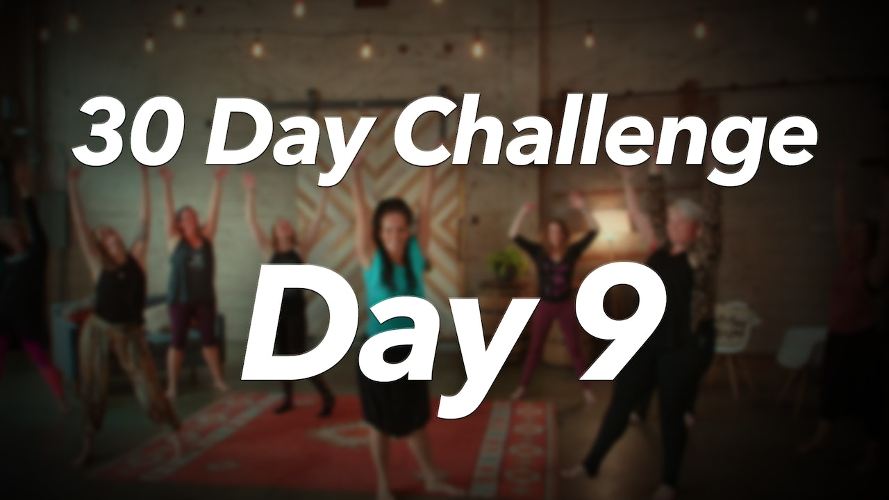 30 Day Challenge - Day 9