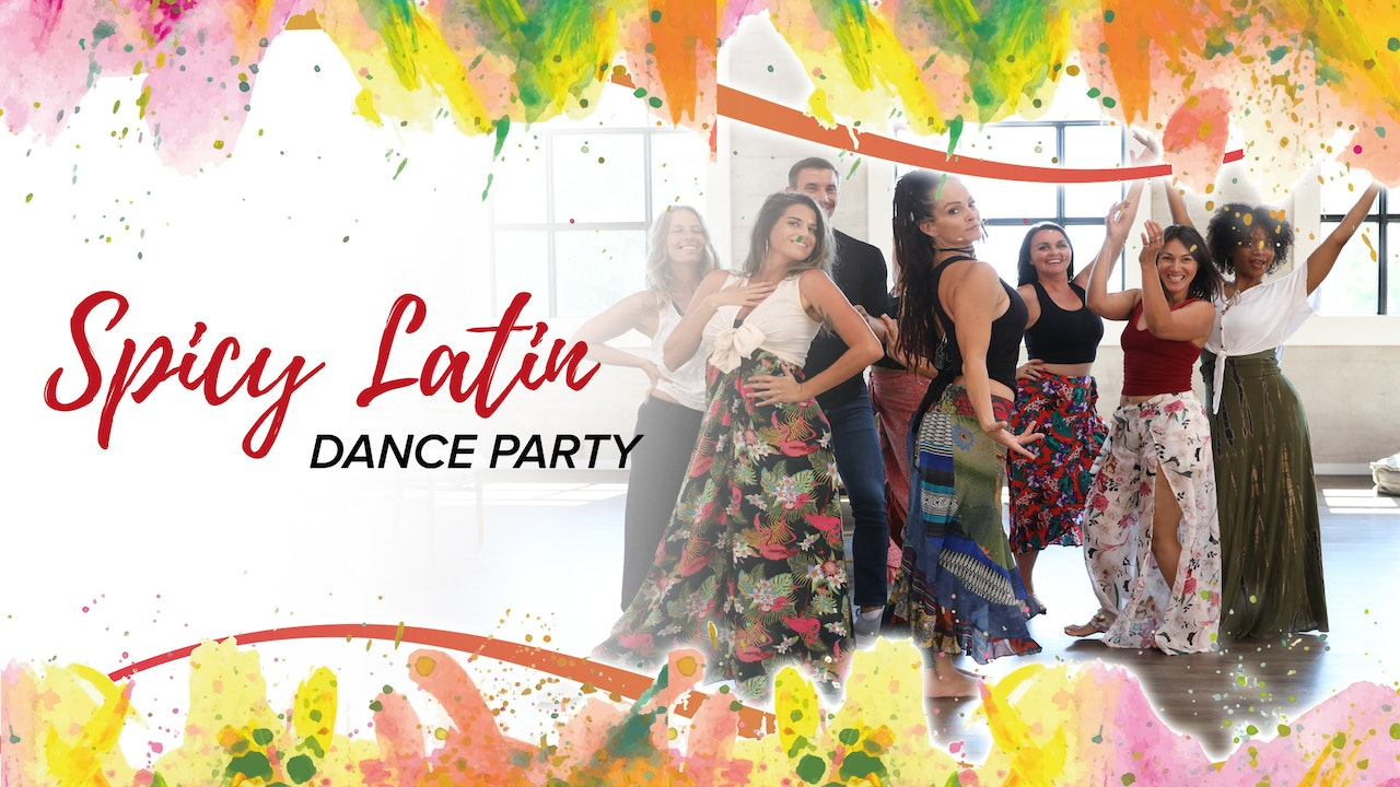 Spicy Latin Dance Party