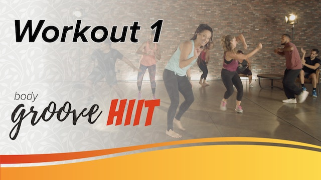 HIIT Workout 1