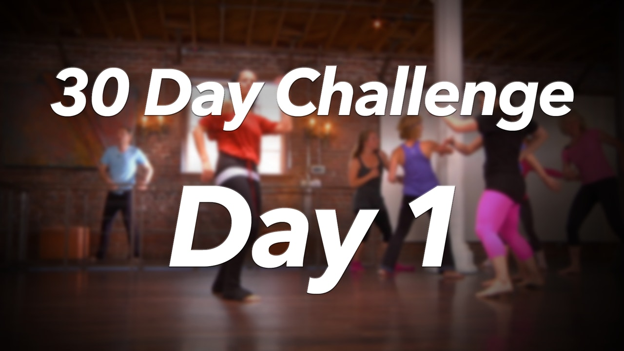 30 Day Challenge - Day 1