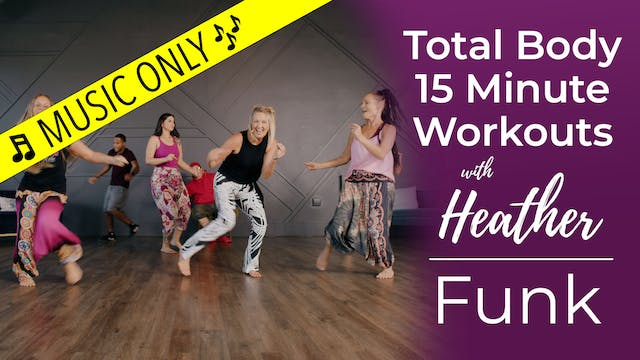 Total Body 15 Minute Workouts with He...