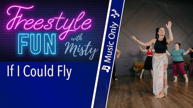 Freestyle Fun - If I Could Fly - Musi...