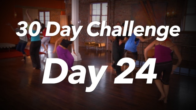 30 Day Challenge - Day 24