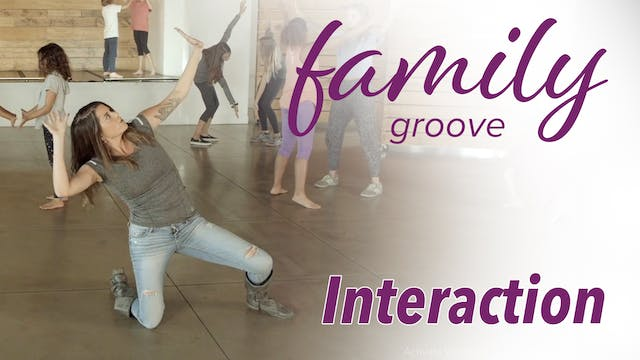 Family Groove - Interaction