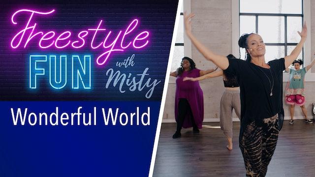 Freestyle Fun - Wonderful World