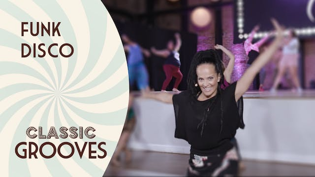 Classic Grooves - Funk Disco Workout
