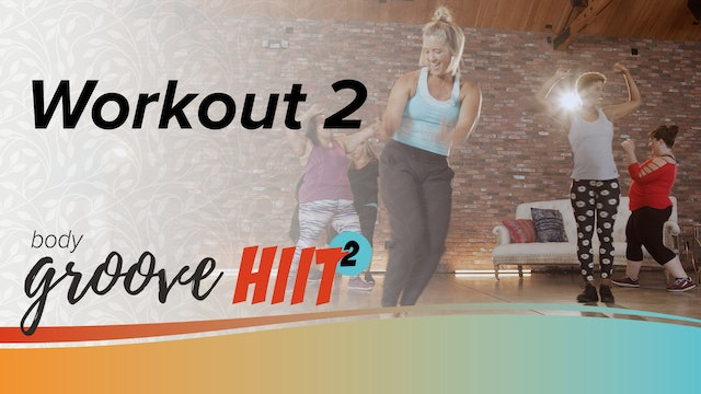 Body Groove HIIT 2 Workout 2