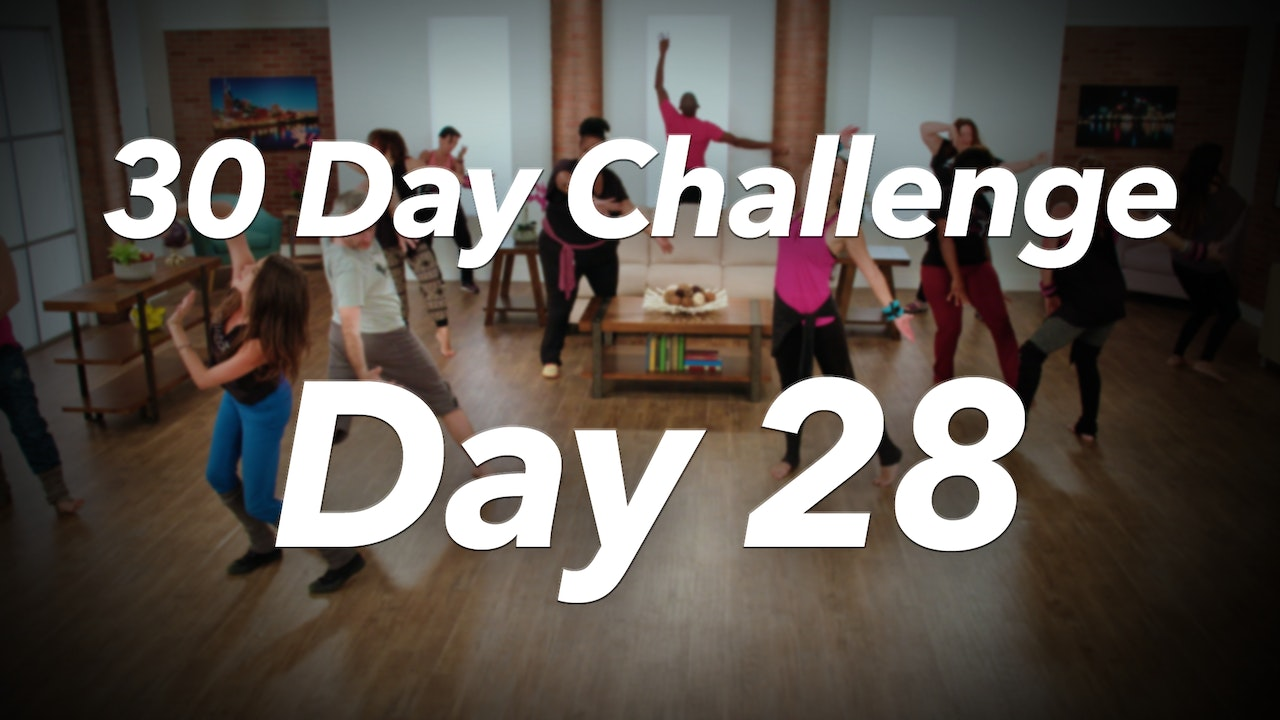 30 Day Challenge - Day 28